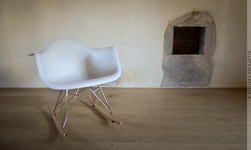 Le plancher chauffant basse température dans la maison ancienne
